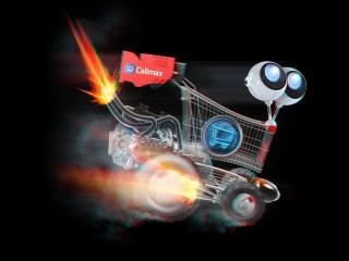 Crazy Cart 3D