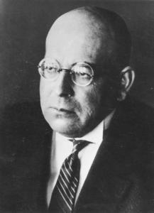 ADN-ZB Spengler, Oswald Geschichtsphilosoph geb. 29.5.1880 Blankenburg/Harz gest. 8.5.1936 Mόnchen