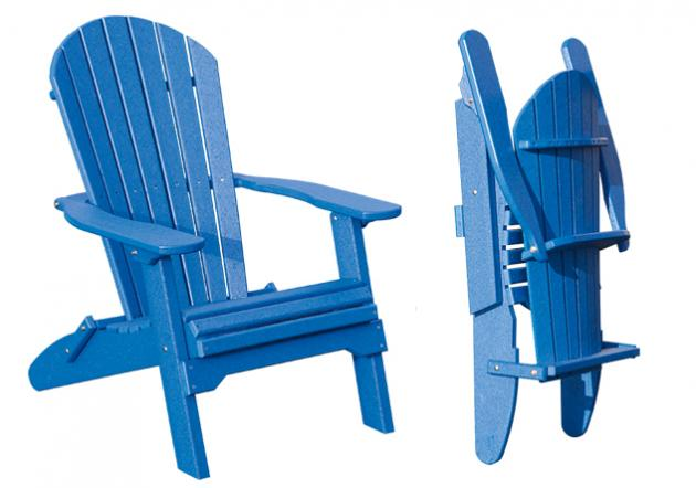 Amish Poly Outdoor Lawn & Patio Furniture In Richmond
