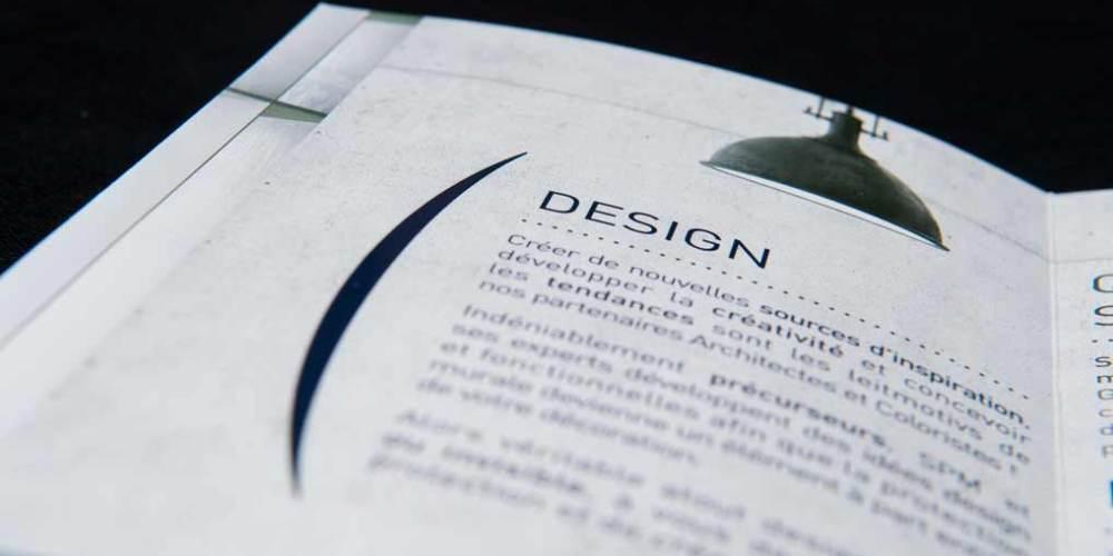 Graphisme Pour Gerflor Lyon par Freckles Design