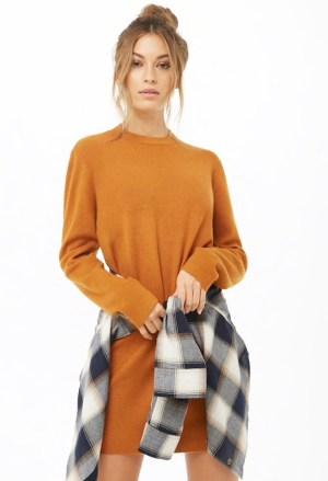 Ginger sweater dress