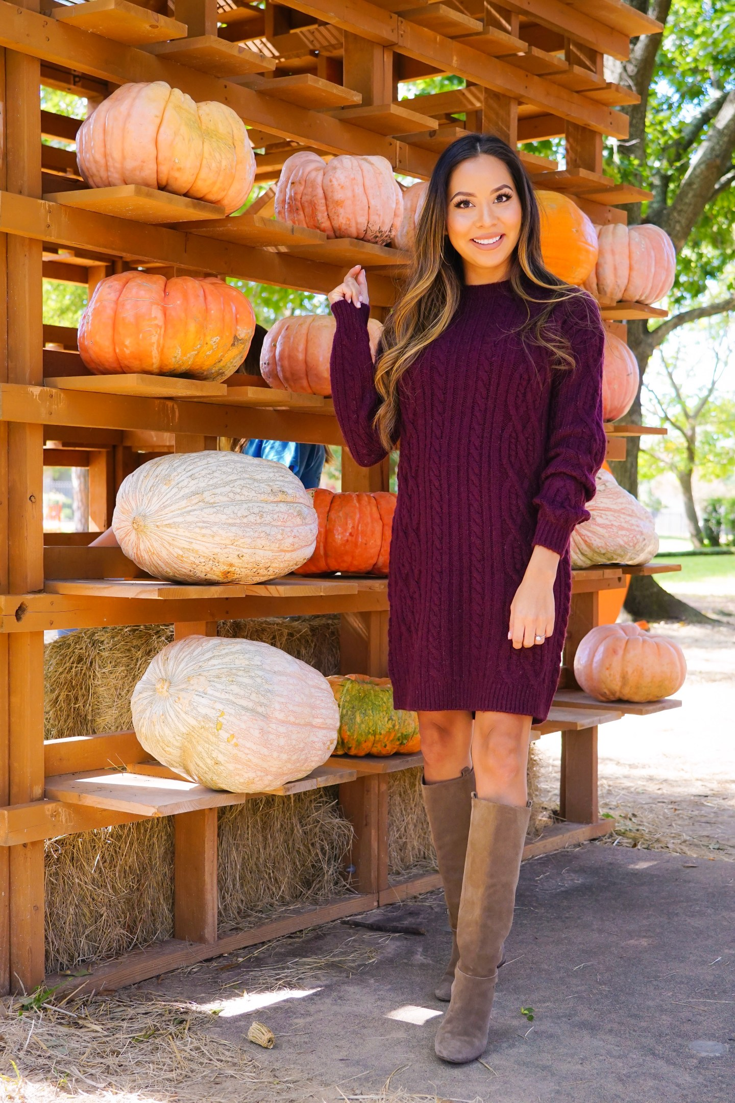 Sweater Dresses are a fall favorite