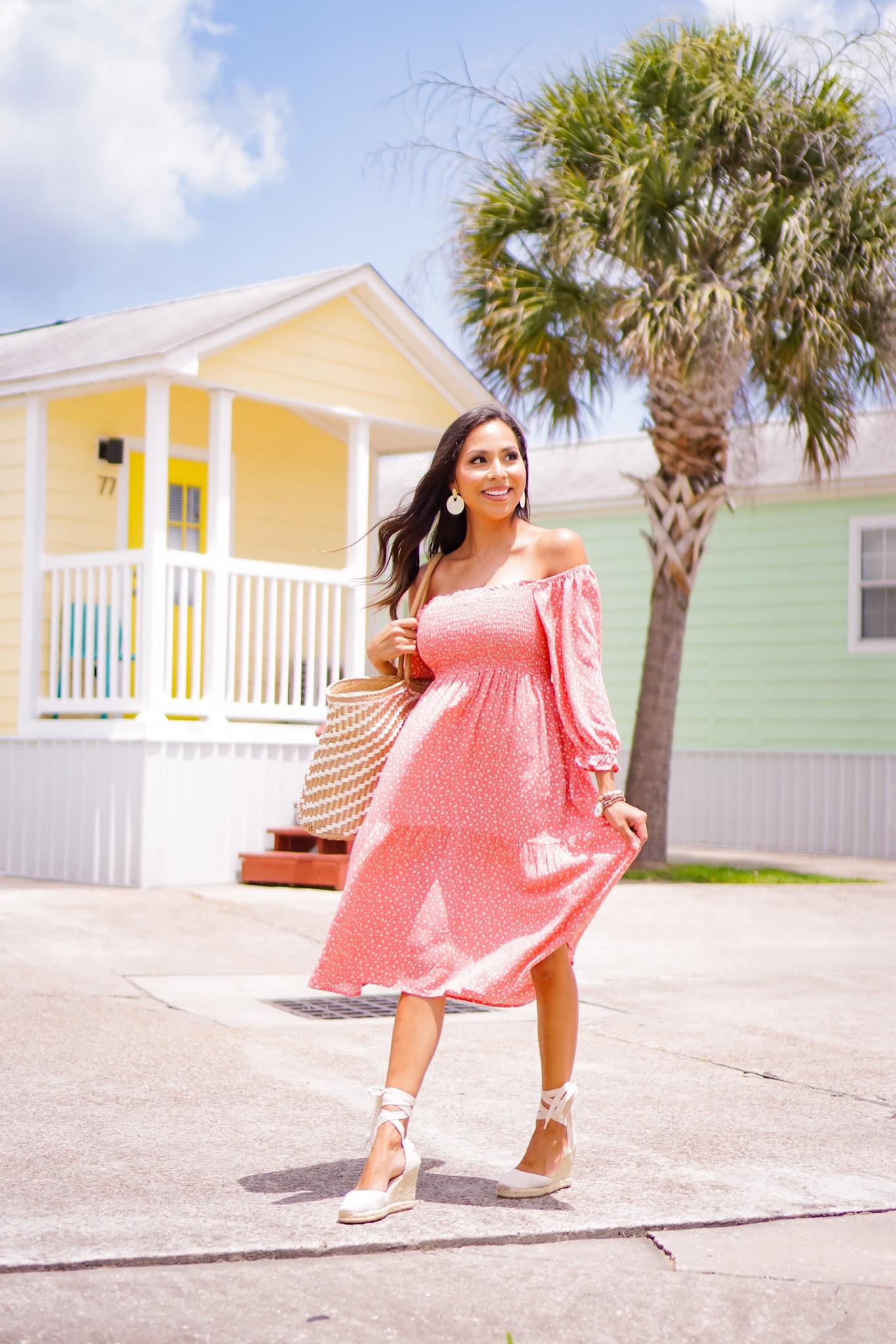 Summertime dresses