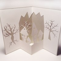 The principal of popup cards and a cut file freebie for Easter...enjoy!