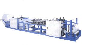 TRG 700 機台 BOPP with PP Woven Bag Machines