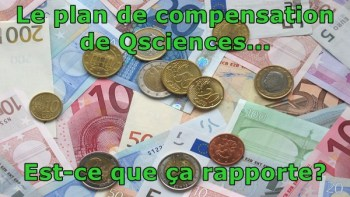 Qsciences plan de compensation