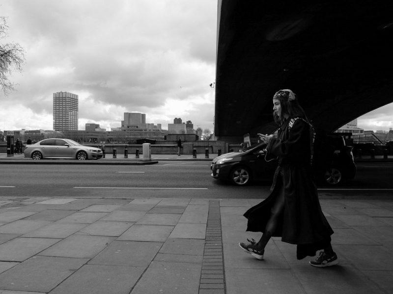 Londres photo illustration