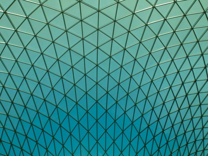 British Museum photo architecture