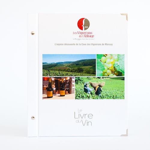livre photo pour restaurant