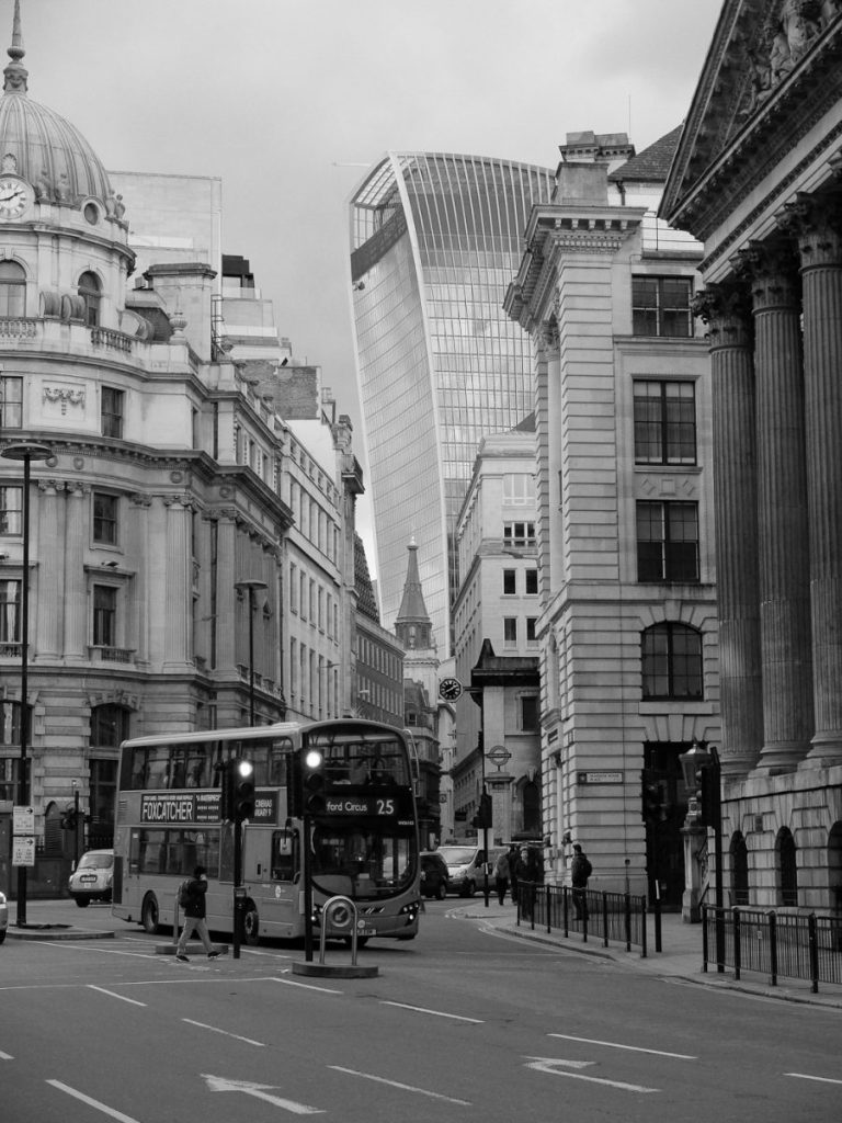 Londres reportage Architecture