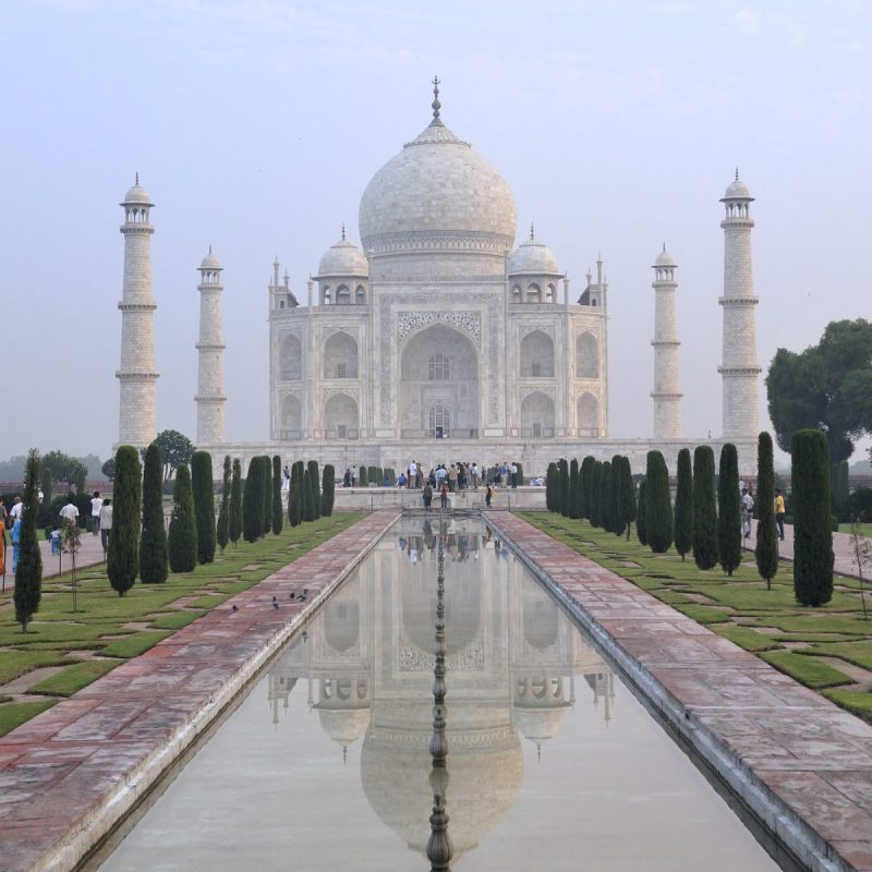 reportage photo Taj Mahal