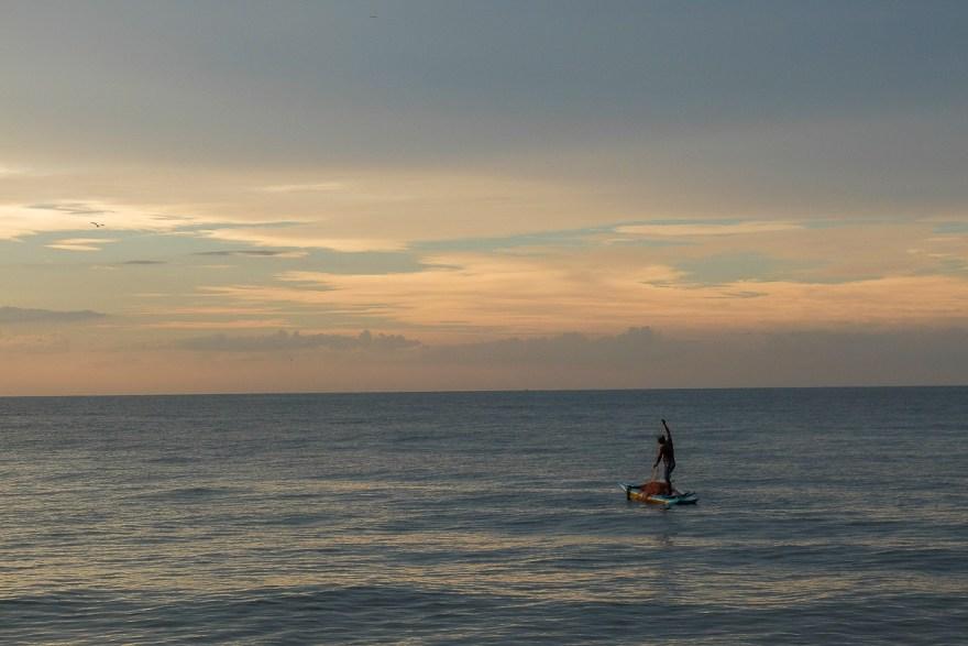 Pêche Sri Lanka