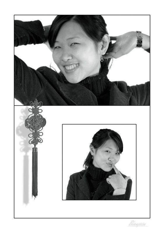 portrait et book pour modele photo