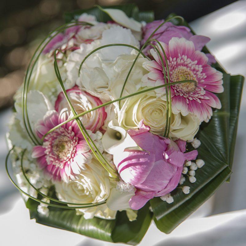 photo de bouquet de mariée