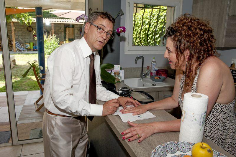 photos mariage préparatifs Marcheprime