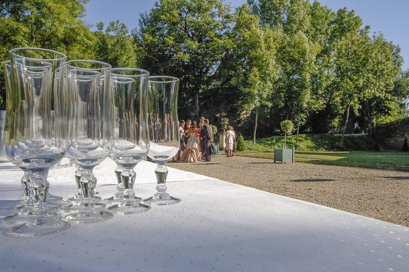reportage mariage banquet Pessac