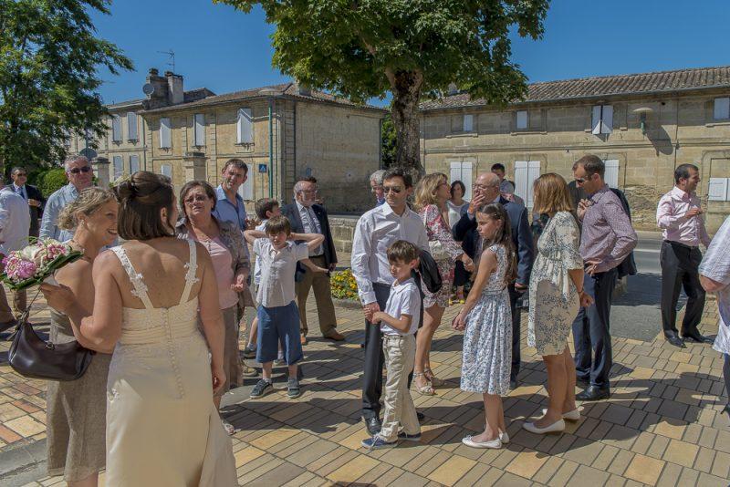 reportage photo mariage Saint jean d'illac