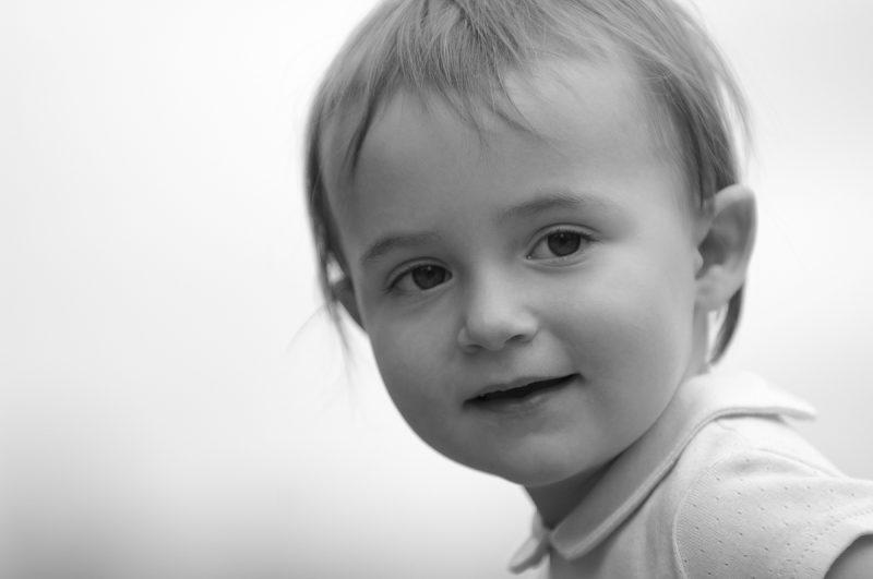 shooting photo enfant portrait