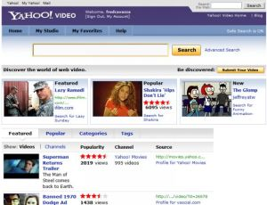 YahooVideo