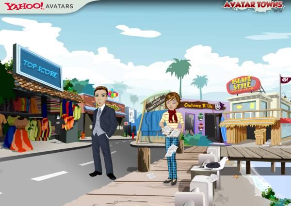 YahooAvatarTowns