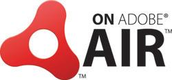 on_adobe_air_logo