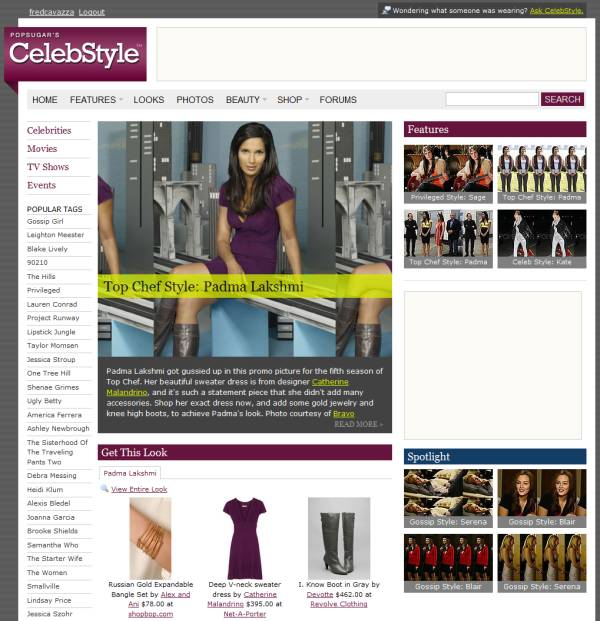 CelebStyle_home
