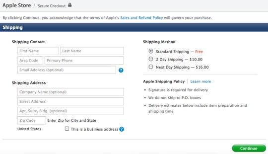 AppleStoreForm