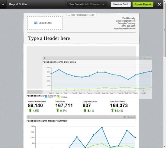 HootSuite-report-builder