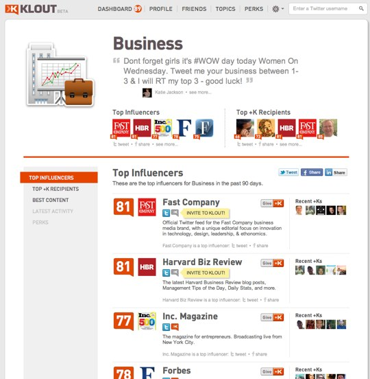 Klout_Business