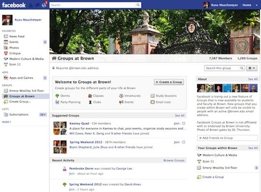 Facebook-University