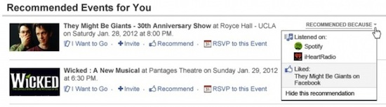 ticketmaster-recommendations