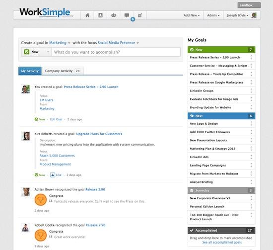 WorkSimple