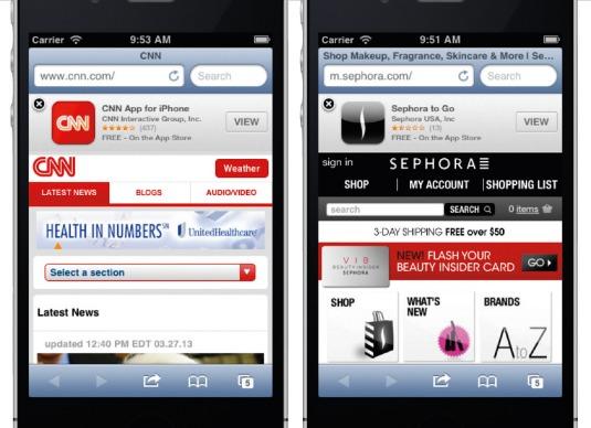 app-mobile-site