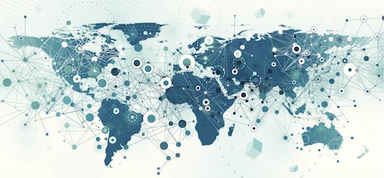 Global Communication Backgdround