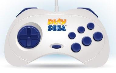 PlaySEGA-Joypad