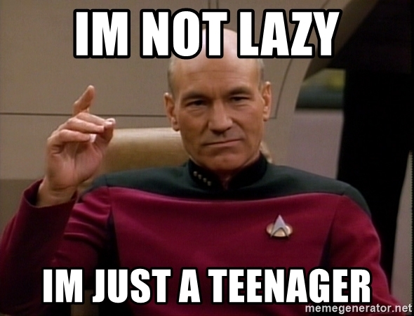 lazy-teenager