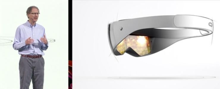 Oculus-AR-glass