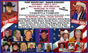 tony-booth2017 poster