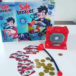 Safe Breaker Game review
