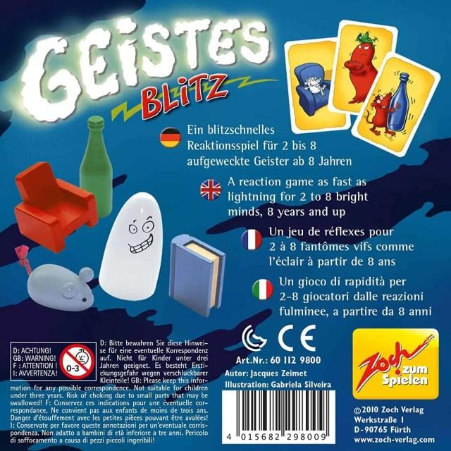 Ghost Blitz Box