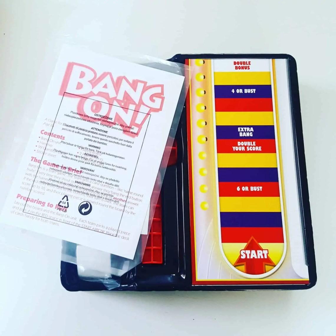 Bang on Game Review