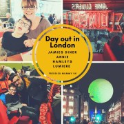 Family Day out in London