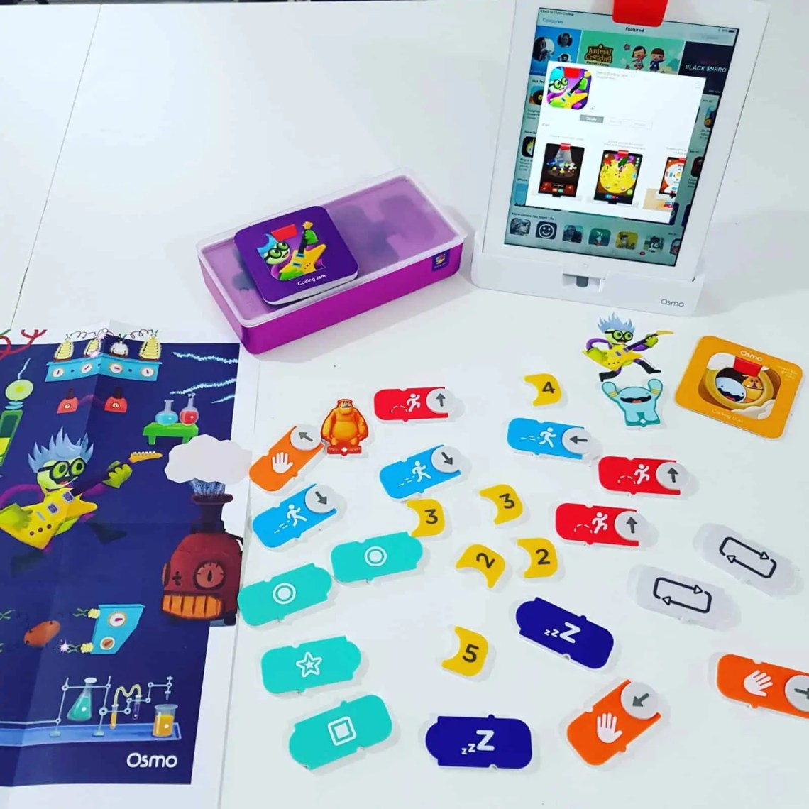 Osmo Coding Jam Review