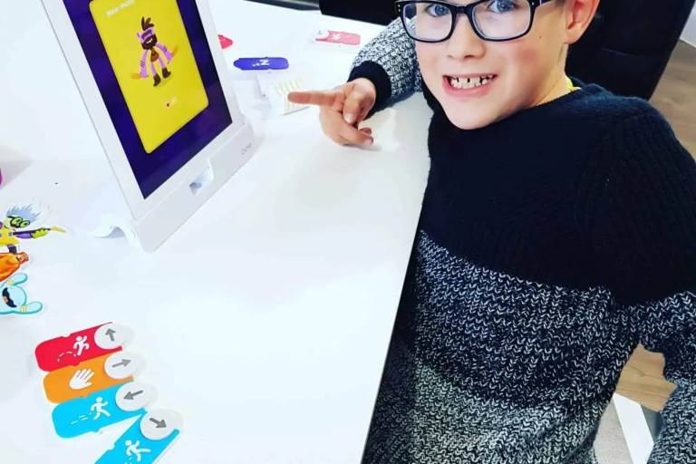 Osmo Coding Jam - Teaching kids coding and programming in a fun way. #ipad #stem #coding #programmig