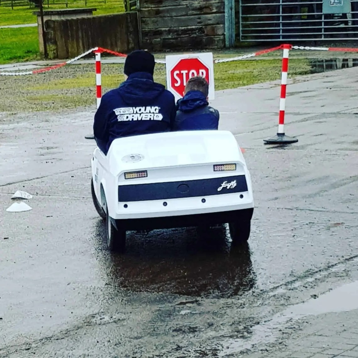 Young Drivers Trial