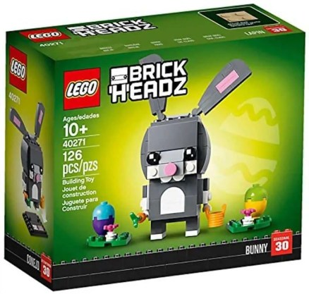 Alternative Easter Egg Gift Ideas Lego