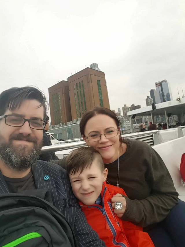 Hudson River Cruise in March - New York in a day
