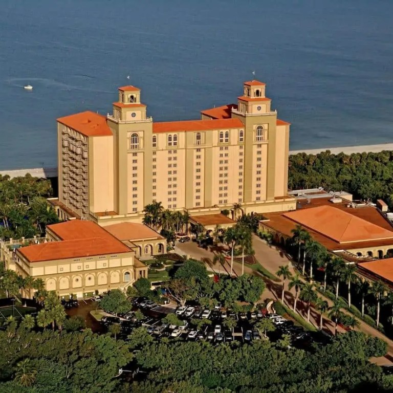 Ritz Carlton Naples Hotel Florida