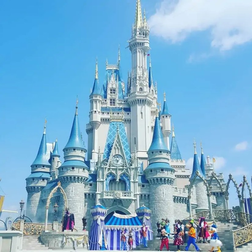 Walt Disney Magic Kingdom Orlando Florida