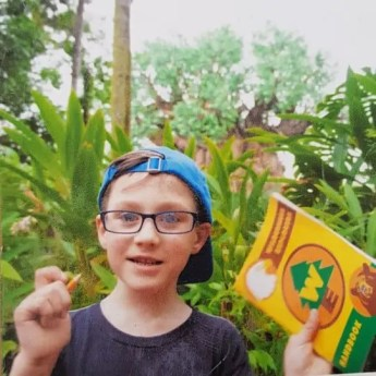 Wilderness Explorers Handbook - Animal Kingdom